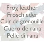 Cane Toad Leather components