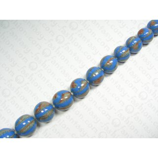 WORMS 25mm Blue-Grey-Brown MAS