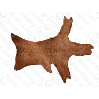 Chicken leg leather / ca.10x4cm