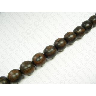 TIGER ebony Ball Beads 30mm MMS